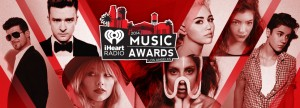 iHeartRadio Music Awards Renewed For 2015 By NBC 7 Clear Channel!