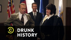 Drunk History, Nathan For You Renewed For Season 3 By Comedy Central!