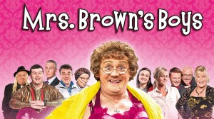 Mrs. Brown's Boys Renewed For Two Christmas Specials