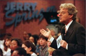 The Jerry Springer Show Cancelled As Reruns Move To The CW