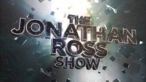 The Jonathan Ross Show Renewed For Two More Series Through 2015