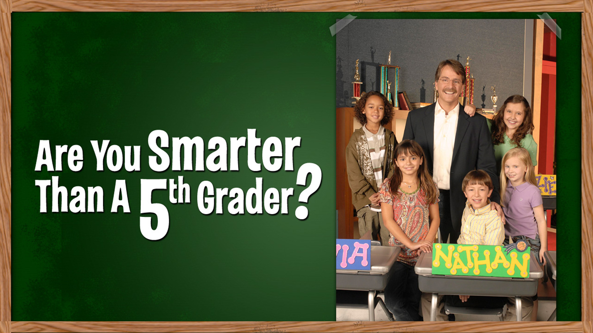 are you smarter than a 5th grader k--k.space 2018, Modern powerpoint