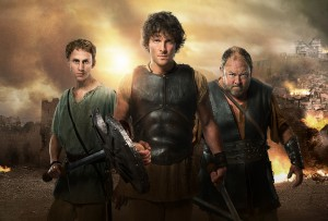 Atlantis Canceled By BBC One After Two Seasons