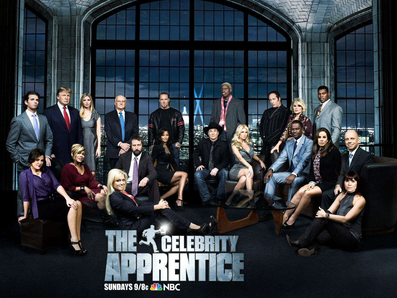 The NEW Celebrity Apprentice Season 15 Air Dates & Coun