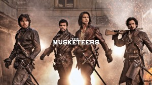 The Musketeers Renewed For Series 3 By BBC One!