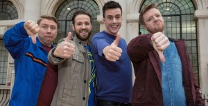 Impractical Jokers Revived For Series 3 By Channel 5 & Comedy Central UK!