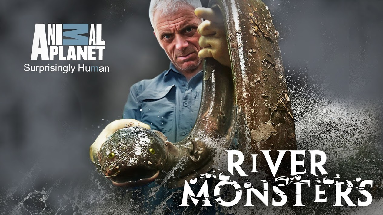River Monsters Renewed For Season 8 By Animal Planet