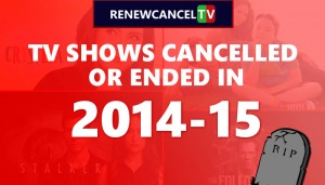 159 Cancelled TV Shows For The 2014-15 Season