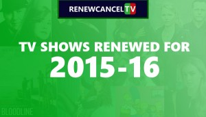 828 Renewed TV Shows For 2015-16 – Complete List