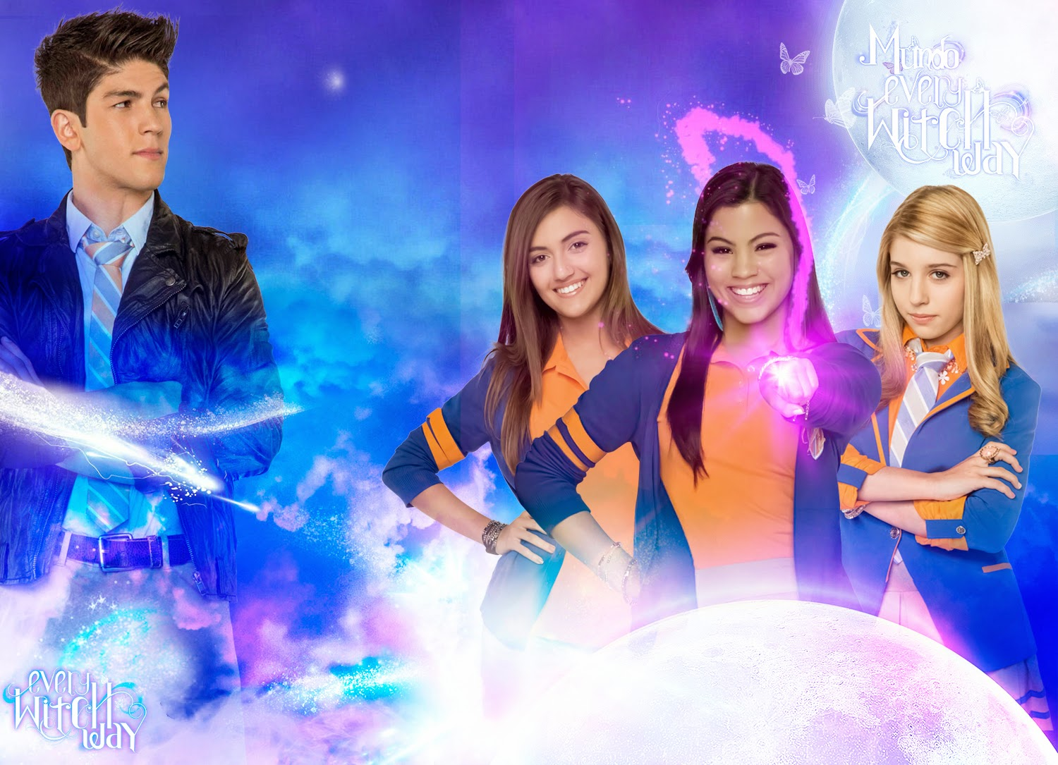 Every Witch Way Season 3 Wallpaper Every Witch Way Cancelled