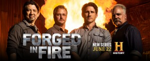 Forged In Fire Renewed For Season 2 By History!
