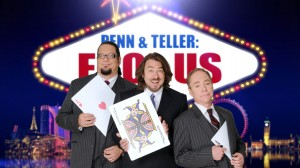 Penn & Teller, Masters of Illusion Renewed For Seasons 5 & 7 By The CW!