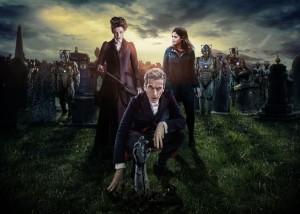 Doctor Who Renewed For Series 10 By BBC One!