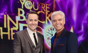 You're Back in the Room Renewed For Series 2 By ITV!