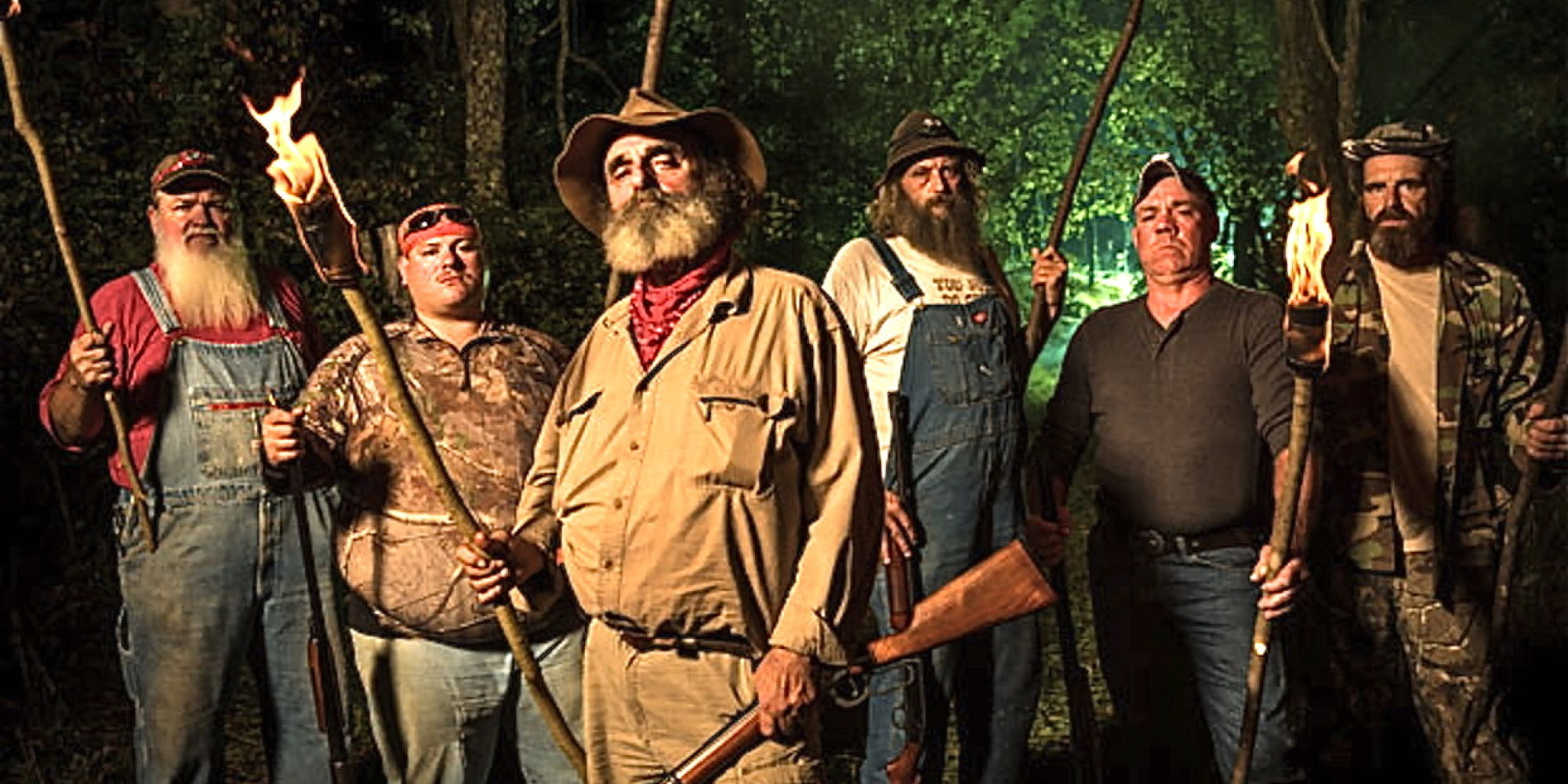 shows mountain monsters