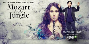 Mozart in the Jungle Season 4 Renewal Watch – S1 Streams Free To Non-Members