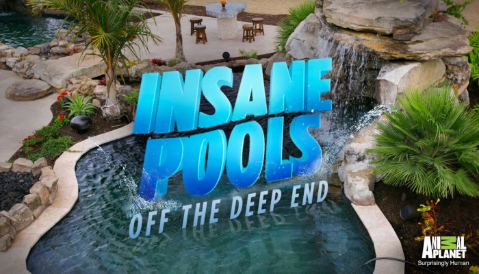 Insane pools season 2 renewal release date confirmed by for Pool show on animal planet
