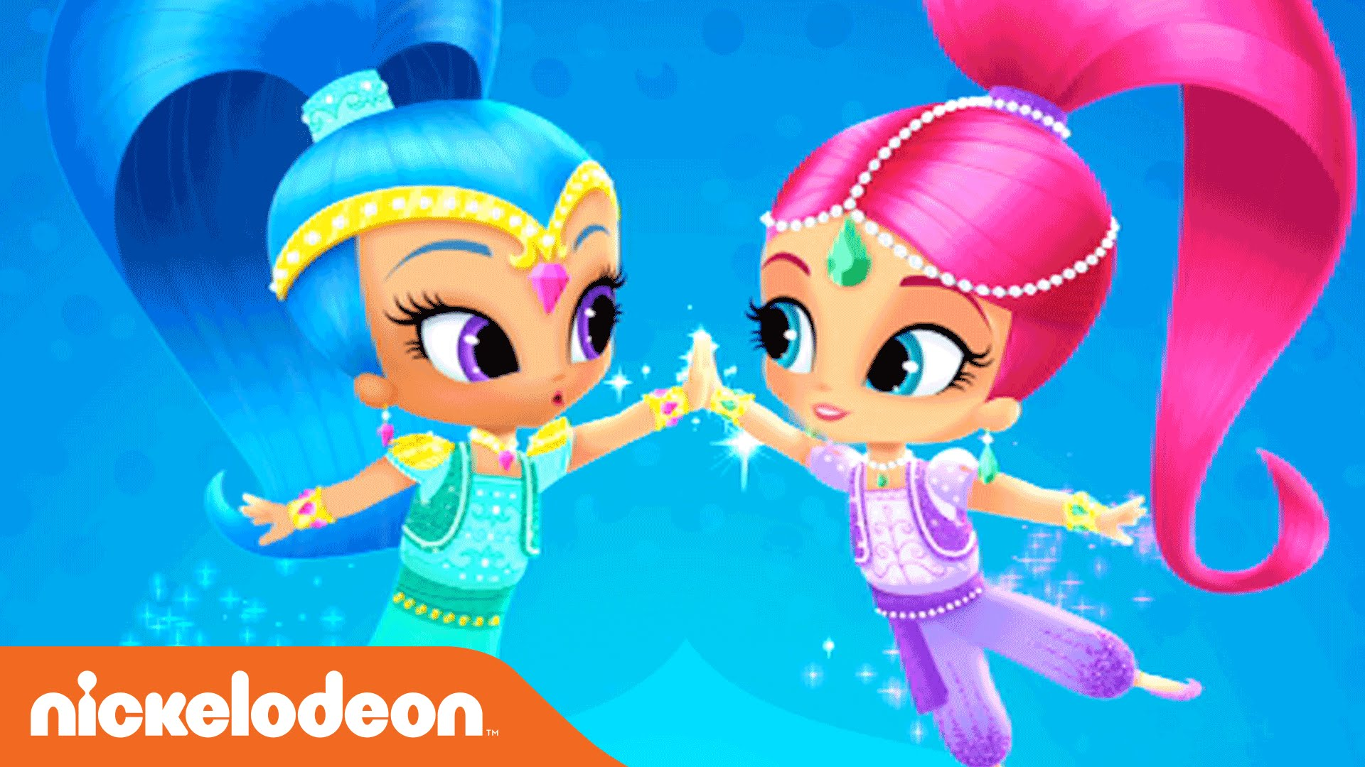 Shimmer and Shine Renewed For Season 2 By Nickelodeon