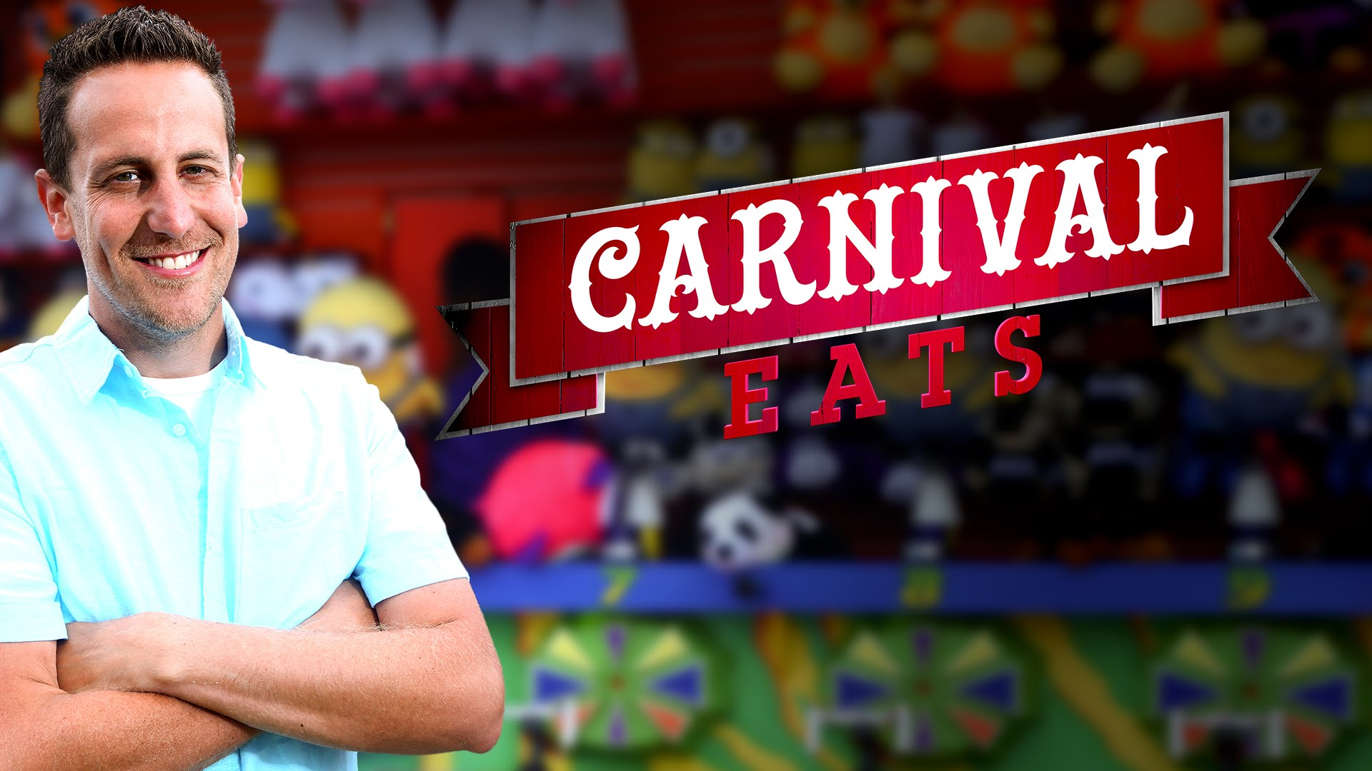 Carnival Eats Renewed For Season 3 By Cooking Channel Food