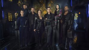 Dark Matter, Killjoys – Bravo & Space Expand On-Demand Programming
