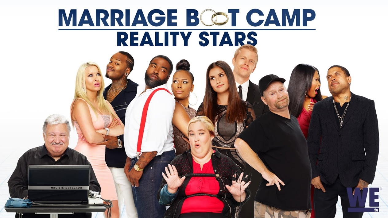 Watch Marriage Boot Camp Season 6
