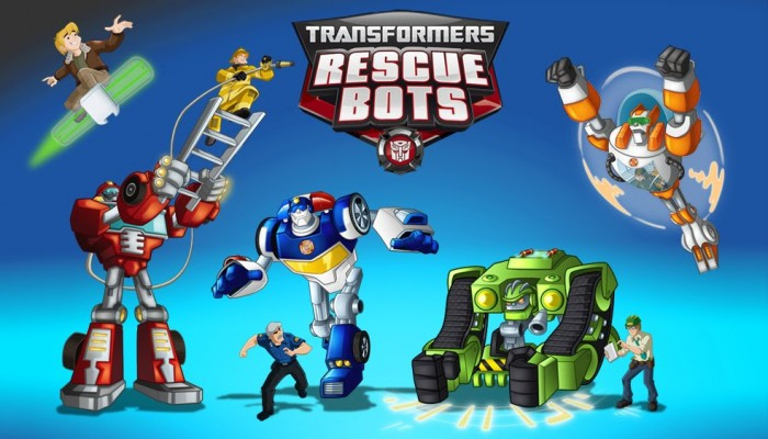Transformers: Rescue Bots Season 5? Cancelled Or Renewed?