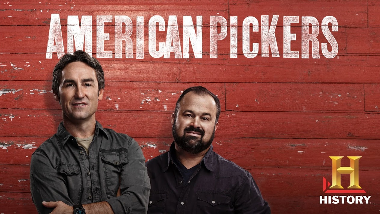 American pickers canceled