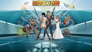 Archer Renewed For Seasons 8, 9 & 10 By FX!