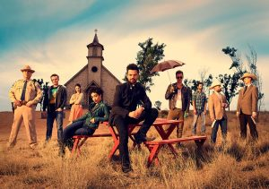 Preacher Renewed For Season 2 By AMC!