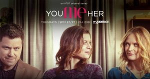 You Me Her Renewed For Seasons 2 & 3 By AT&T!