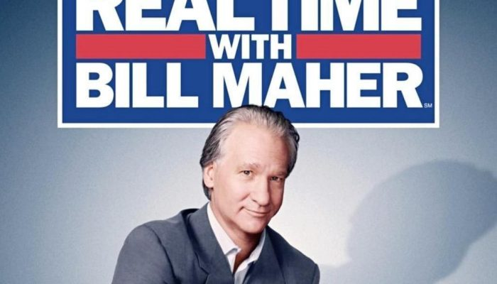 Real Time with Bill Maher Renewed Through 2018 By HBO!