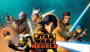 Star Wars Rebels Cancelled By Disney XD – No Season 5