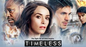 Timeless Cancelled Already? NBC Series Sued Over Copyright Infringement