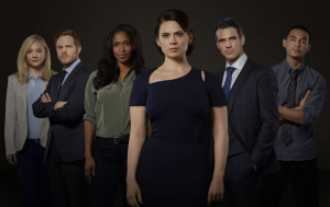 Conviction Cancelled By ABC – No Season 2