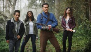 Ash vs Evil Dead Renewed For Season 3 By Starz!
