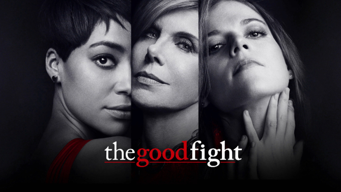 The Good Fight CBS All Access Status