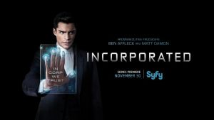 Incorporated Cancelled By Syfy – No Season 2
