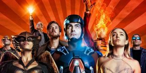 Legends of Tomorrow Season 3? CW Drama Retooled With 'Macro Mystery'