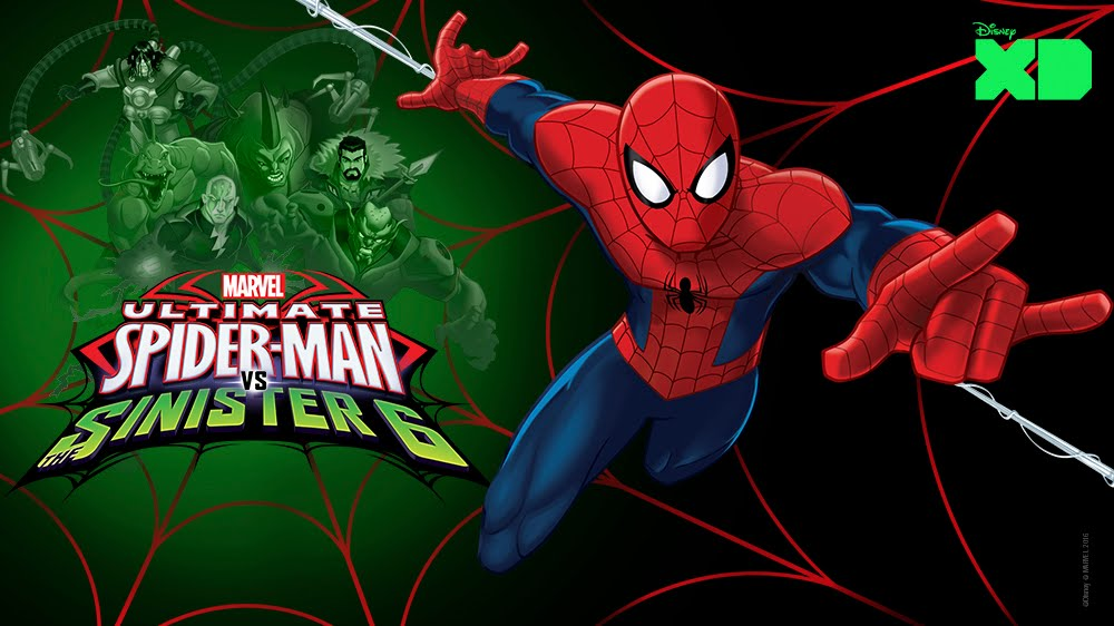 Ultimate Spider-Man Cancelled By Disney XD - No Season 5