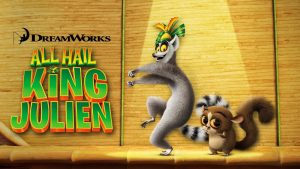 All Hail King Julien Renewed For Season 5 By Netflix!