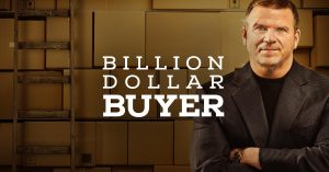 Billion Dollar Buyer Renewed For Season 3 By CNBC!