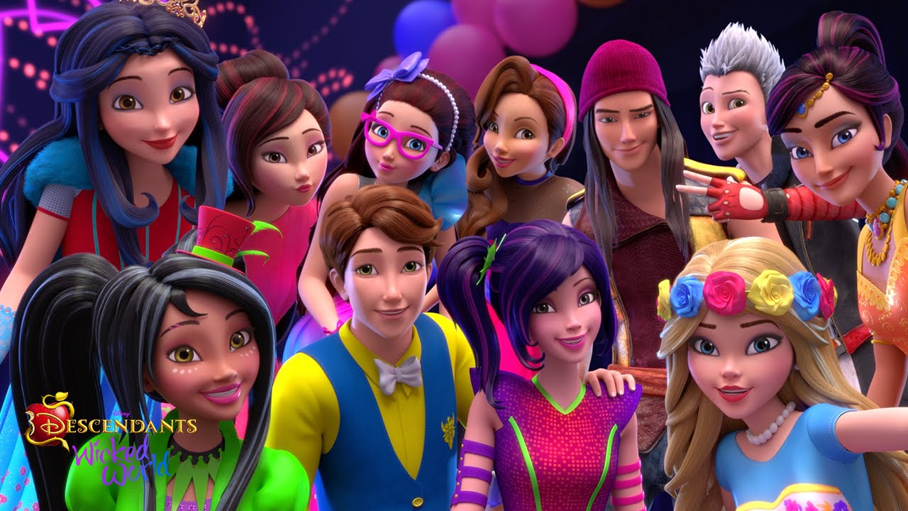 Descendants Wicked World Season 3 Cancelled Or Renewed