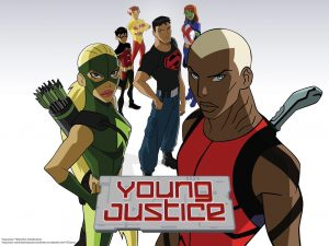 Young Justice Renewed For Season 3!