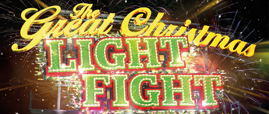 The Great Christmas Light Fight Renewed For Season 5 By ABC ...