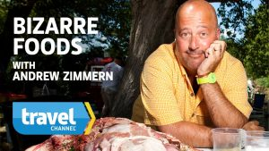Bizarre Foods With Andrew Zimmern Renewed For Season 23 By Travel Channel!