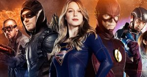 Supergirl, Legends of Tomorrow Divide Timeslot In 2018 To Secure Renewals