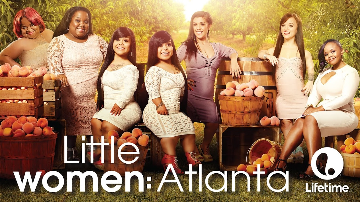Image result for little women atlanta season 4