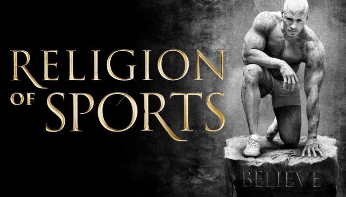 Religion of Sports Renewed
