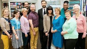 The Great British Sewing Bee Cancelled By BBC – No Series 5 (Report)