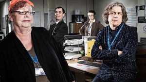 Damned Renewed For Series 2 By Channel 4!
